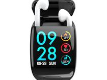 Smartwatch with airpods