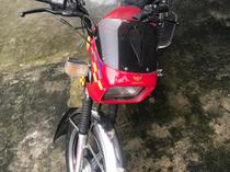 Nigerian Used Denstar Delivery Motorcycle with accessories for sale