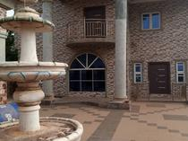 AN AESTHETIC 5 BEDROOM DUBLEX WITH WATER FOUNTAIN GINTIN VIA IJEDE RD.