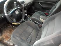 2001 Volkswagen Jetta Gray Manual Nigerian Used