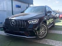 2017 Mercedes-Benz GLC-Class Black Automatic Foreign Used