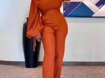gorgeous and sexy jumpsuit and gown for sales