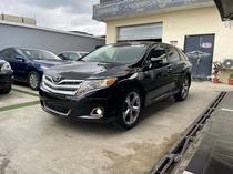 2014 Toyota Venza Black Automatic Foreign Used