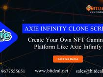Create Your Own NFT Gaming Marketplace Like Axie Infinity