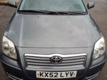 2006 Toyota Avensis  Automatic Foreign Used