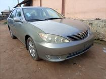 2006 Toyota Camry  Automatic Nigerian Used