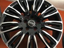 22 also in 21 rims for Range Rover is available