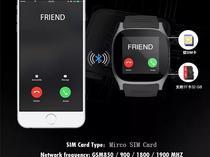 T8 Smartwatch with SIM Slot