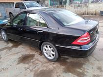 2004 Mercedes-Benz C240  Automatic Foreign Used