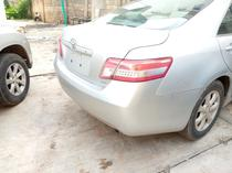 2010 Toyota Camry Silver Automatic Foreign Used