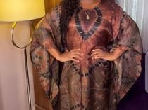 Boubou adore silk available