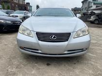 2007 Lexus ES Silver Automatic Foreign Used