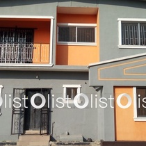 8 Bed Duplexes for Rent in Ogba at N2,500,000 per year per year